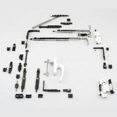 Tilt & turn door hardware 7